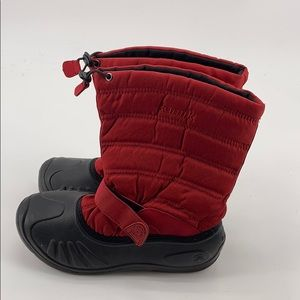 Kamik Women's Red Snow Boots Size 8